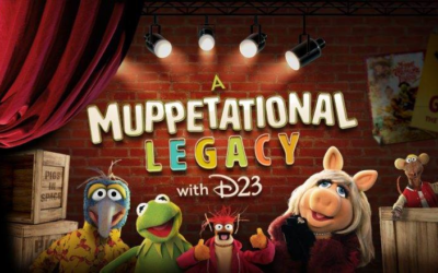 """D23 to Host """"A Muppetational Legacy"""" Virtual Event on February 18th Ahead of """"The Muppet Show"""" Debut on Disney+"""