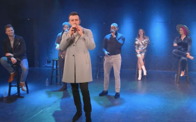 """DCappella Shares Live Performance of New Single """"Kiss the Girl"""" from """"The Little Mermaid"""""""