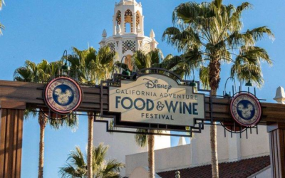 Disney California Adventure Issuing Refunds For Unused 2020 Sip And Savor Tabs From Food & Wine Festival