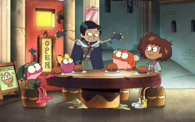 """Disney Channel Debuts New Peek at Upcoming """"Amphibia"""" Second Season Episodes in New Video"""