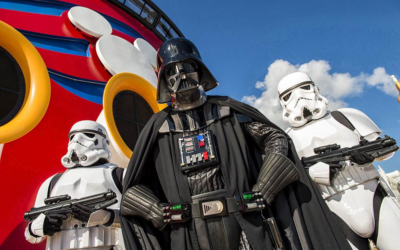 Disney Cruise Line Announces Marvel Day and Star Wars Day at Sea Dates for 2022