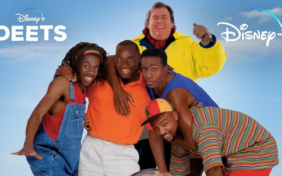 """Kenneth and Marcellus Explore Disney's """"Cool Runnings"""" in Disney+ Deets Episode"""