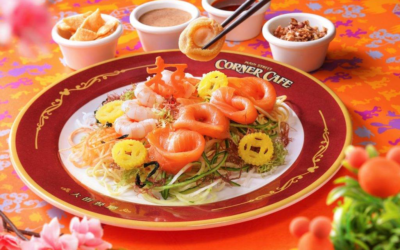 Disney Parks Blog Shares Recipe For Hong Kong Disneyland's Lo Hei for At-Home Lunar New Year Celebrations