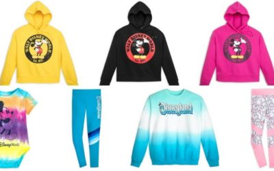 Relax in Style with Disney Parks Loungewear from shopDisney