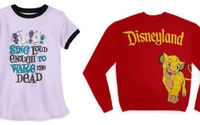 Bring the Disney Parks to You with Attire and Fun Collectibles from shopDisney