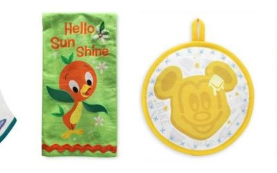 Delightful, Cheery Disney Parks Kitchen Essentials Make Their Way to shopDisney