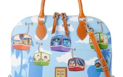 Your Spirits Will Soar with the New Disney Skyliner Dooney & Bourke Collection!