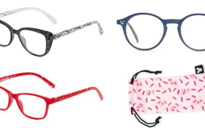 It's Not an Optical Illusion! Disney x Foster Grant Reading Glasses Add Whimsy to Everyday Eyewear