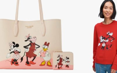 Clarabelle Cow and Friends Celebrate Lunar New Year on Disney x Kate Spade Collection