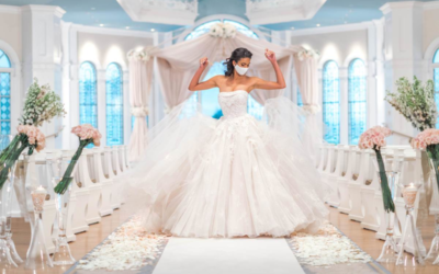 Disney's Fairy Tale Weddings Announces New 2021 30th Anniversary Gowns and Releases Wedding Rings and Bands from shopDisney
