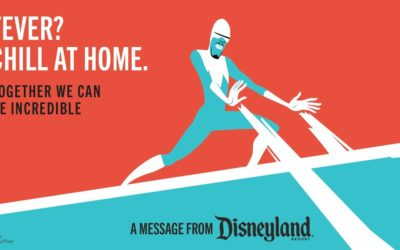 """Disneyland Shares Update to """"Together We Can Be Incredible"""" Safety Campaign"""
