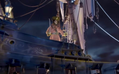 """Disney's """"Ride and Learn"""" Series Takes Us to Pirates of the Caribbean at Disneyland Paris"""
