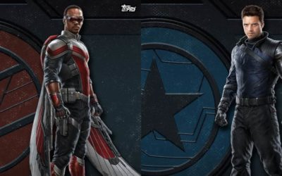 Topps' The Falcon and The Winter Soldier Costume Art Collection Kicks off Today