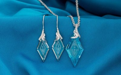 """Frozen 2"" Ice Crystal Collection by RockLove Launches February 25"