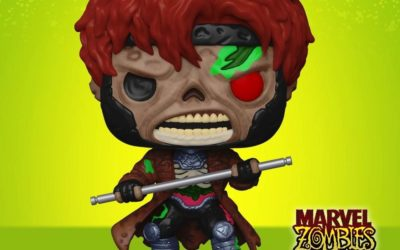 """Funko Pop! Figures Inspired by """"Marvel Zombies"""" Are Coming in March"""