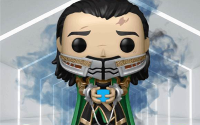 Glow In The Dark Loki Pop! Figure Available Exclusively From Funko