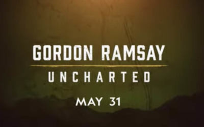 """Season 3 of """"Gordon Ramsay: Uncharted"""" Premieres on National Geographic May 31st, Next Day on Disney+"""