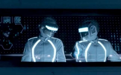 "Looking Back at Daft Punk's ""TRON: Legacy"" Soundtrack"