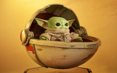 Star Wars Fans Can Bid on a Floating The Child Hover Pram from Mattel, Proceeds Supporting Charity