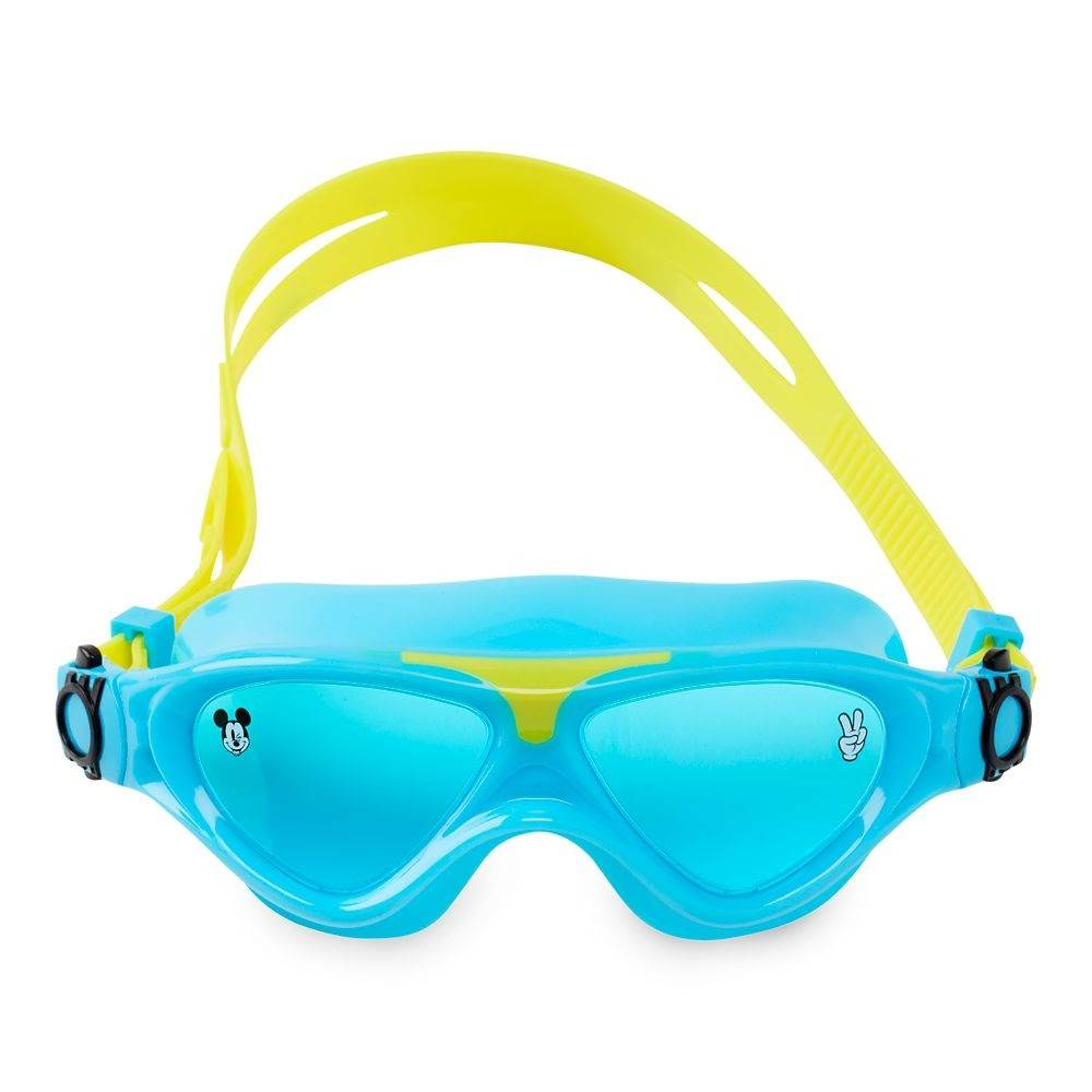 Mickey mouse swim goggles for kids shopdisney Disney Kids Swimwear and Accessories Make a Splash on shopDisney 8211 Laughing Place