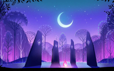"""How Disney Legends Eyvind Earle and Mary Blair Inspired """"Myth: A Frozen Tale,"""" Coming to Disney+ February 26th"""