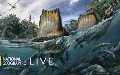 """Event Recap: """"Reimagining Dinosaurs"""" by National Geographic Live Featured Recent Discoveries by Real Paleontologists"""