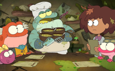 """New Episodes of """"Amphibia"""" Will Start March 6 on Disney Channel"""