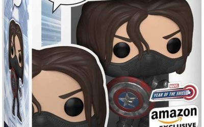 New Winter Soldier Funko Pop! Figure Coming Soon for Marvel Year of the Shield
