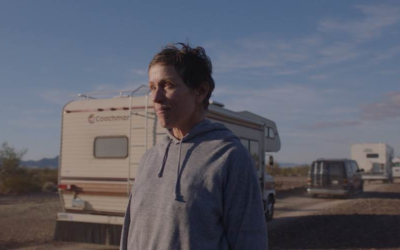 """Film Review: Frances McDormand Shines in """"Nomadland,"""" Now Streaming on Hulu"""