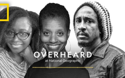 """National Geographic Celebrates Black History Month with a Special Bonus Episode of """"Overheard"""" Podcast"""