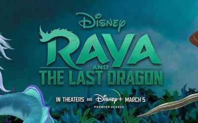 "Get Ready for Adventure with ""Raya and the Last Dragon"" Merchandise on shopDisney"