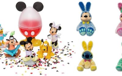 Adorable Plush, Collectible Figures, and Other Easter Collections Arrive on shopDisney