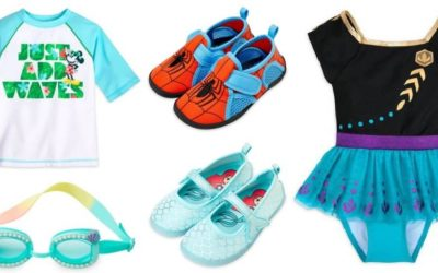 Disney Kids Swimwear and Accessories Make a Splash on shopDisney