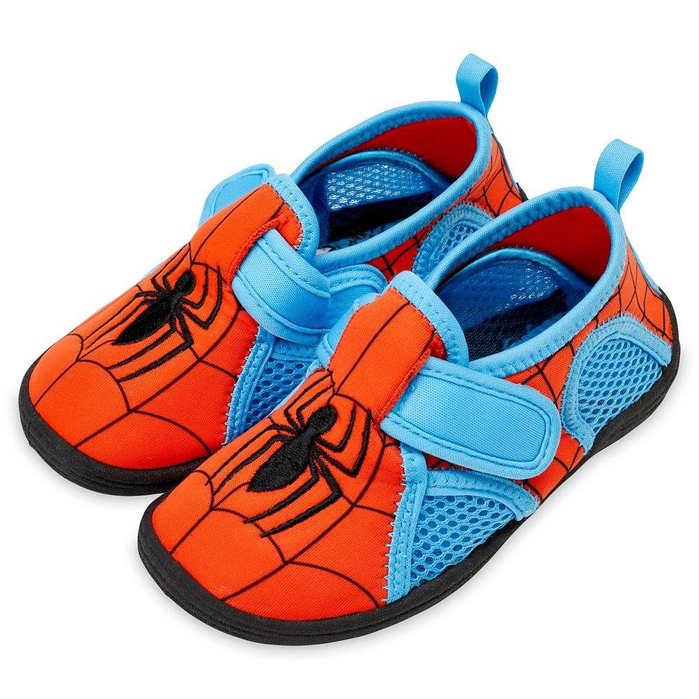 Spider man swim shoes for kids shopdisney Disney Kids Swimwear and Accessories Make a Splash on shopDisney 8211 Laughing Place