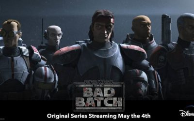 """""""Star Wars: The Bad Batch"""" Animated Series to Premiere May 4th On Disney+ with Second Episode That Friday"""