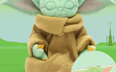 shopDisney Launching New The Child Plush & Pin Collection on March 6th with Meditating Baby Yoda