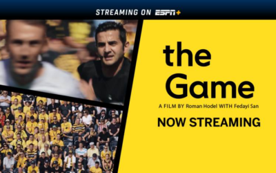 """Film Review: """"The Game"""" Gives an Inside Look Into Match Day as a Soccer Referee That Will Leave You Wanting More"""