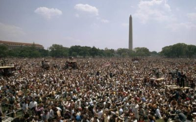 """TV Review: National Geographic and The Undefeated Draw Parallels Between 1963 and 2020 in """"The March on Washington: Keepers of the Dream"""""""