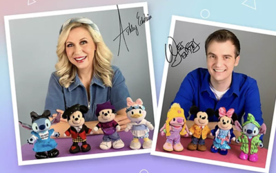 """The nuiMOs """"Everyday Cosplay"""" Collection by Ashley Eckstein and Wes Jenkins Is Now Available on shopDisney"""