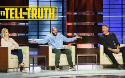 """Exclusive Clip: Watch Brad Garrett, Donald Faison and Cheryl Hines Guess Who the Real Rock Fashion Designer Is on ABC's """"To Tell the Truth,"""" Premiering February 16th"""