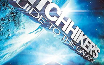 """Touchstone and Beyond: A History of Disney's """"The Hitchhiker's Guide to the Galaxy"""""""