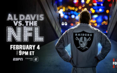 """TV Review - """"Al Davis vs. The NFL"""" is a Haunting Look Back at One of the Sport's Greatest Rivalries"""