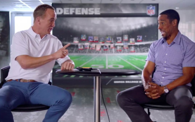 "TV Review - Peyton Manning Talks Defense with Some of the Best Safeties Ever in Latest ""Peyton's Places"""