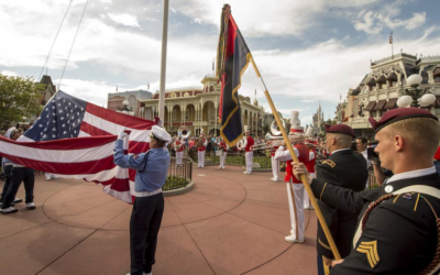 Walt Disney World Salutes U.S. Military Personnel With Special Theme Park Ticket Offer, Continues Special Resort Offer