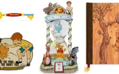"Commemorate the 55th Anniversary of ""Winnie the Pooh and the Honey Tree"" with New Collectibles on shopDisney"