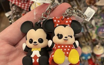 Wishables Keychains Hit The Shelves at Walt Disney World
