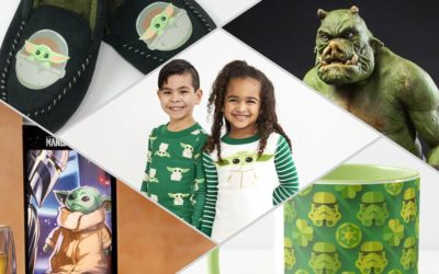 Celebrate St. Patrick's Day in A Galaxy Far Far Away with this Star Wars Green Gift Guide
