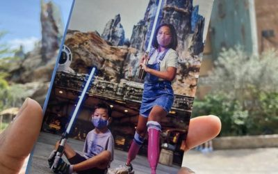 Walt Disney World Represents Guests with Limb Differences on New Disney's Hollywood Studios Park Map