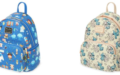 Gear Up for Spring with Bags and Backpacks from Loungefly, Dooney & Bourke and More