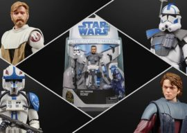 """StarWars.com Shares First Look at """"Star Wars: The Clone Wars"""" Collectibles Coming to Hasbro's The Black Series"""